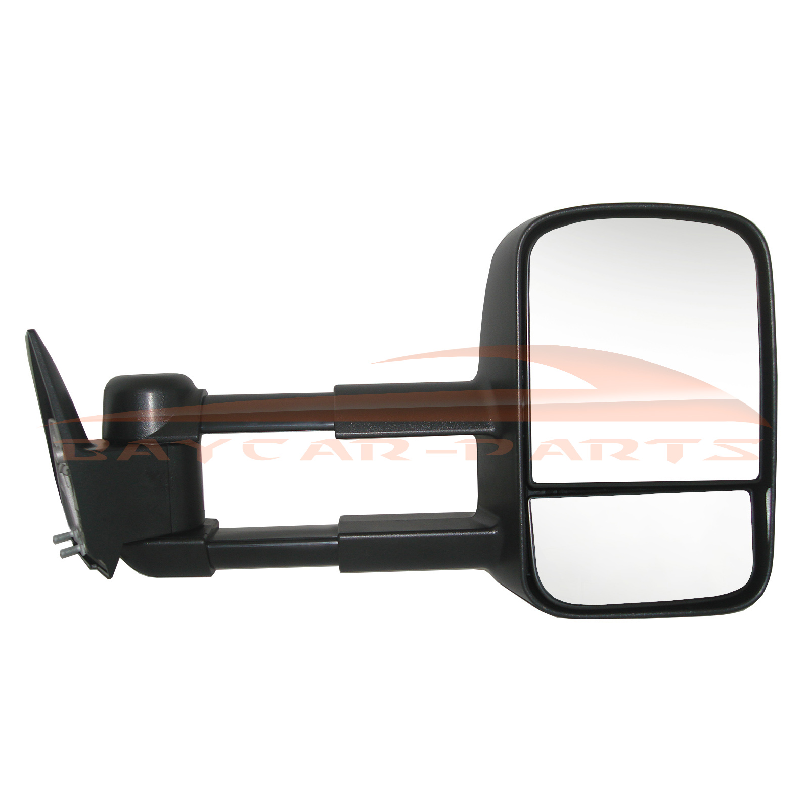 for 88 98 chevy gmc 1500 2500 3500 towing mirrors manual side mirror truck pair ebay. Black Bedroom Furniture Sets. Home Design Ideas
