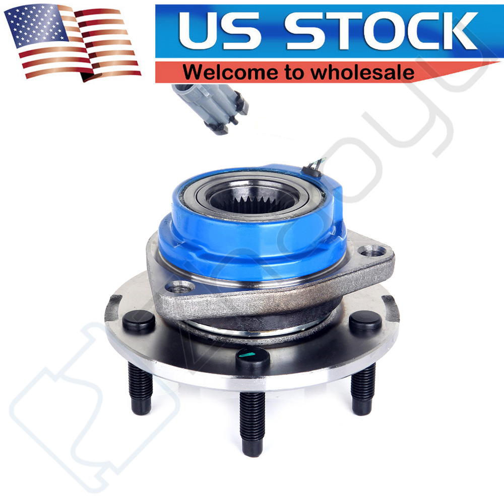 2003 Buick Century Wheel Bearing: Brand New Front Wheel Hub And Bearing Assembly With ABS